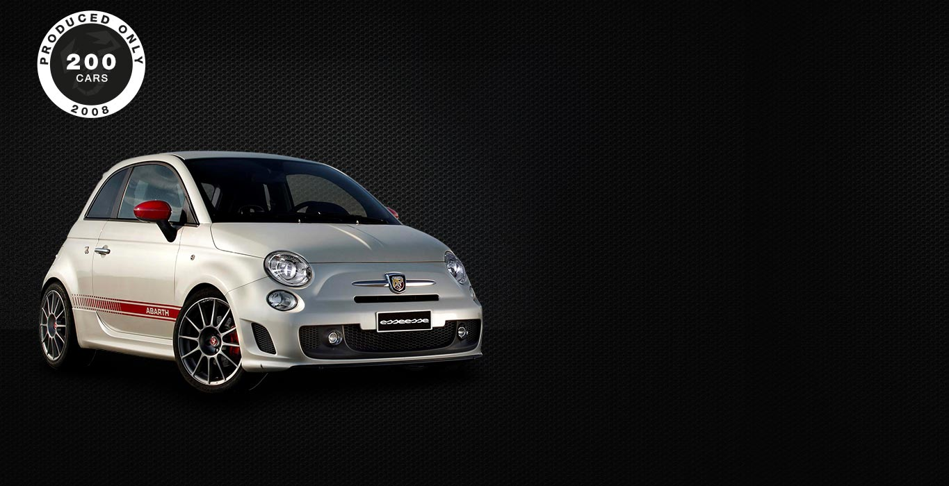 Abarth opening edition
